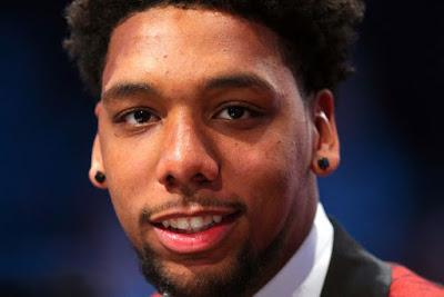 Photos: Nigerian Jahlil Okafor makes the 2015 NBA Draft   NaijaAccess